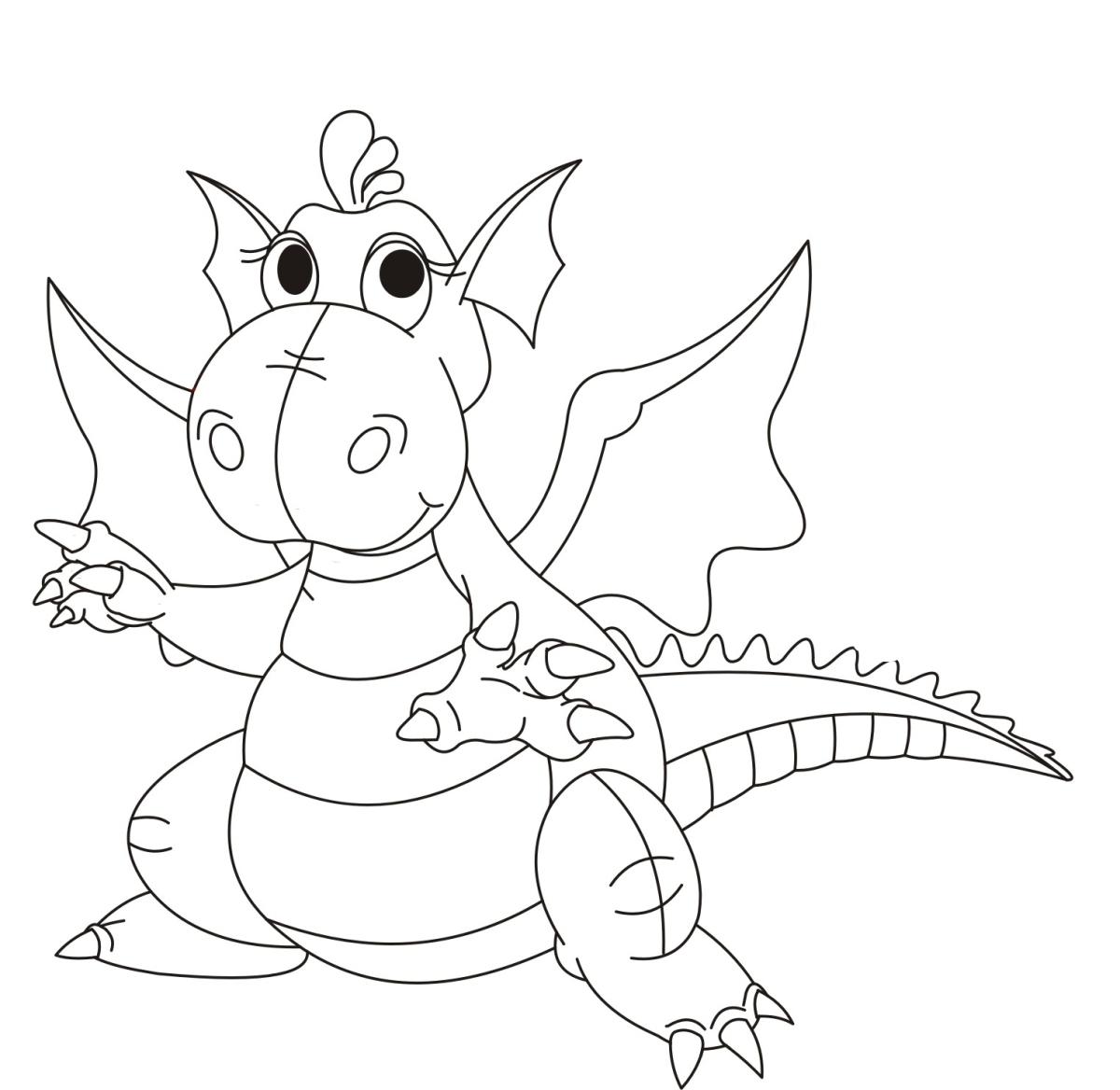 таковые картинка раскраска динозавры и драконы сей раз
