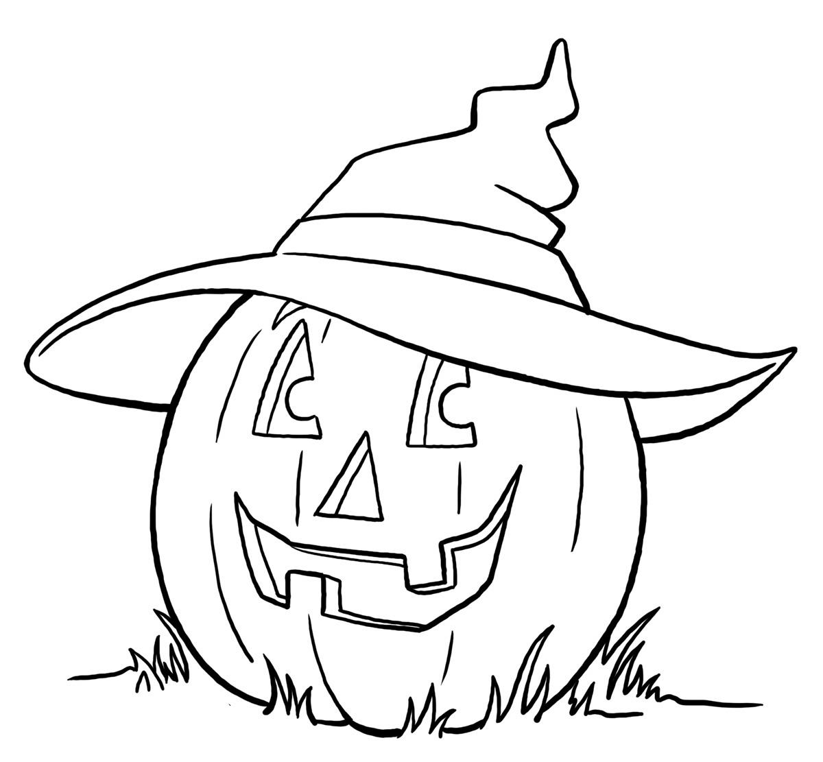 Лучшие, картинки для хэллоуина раскраски